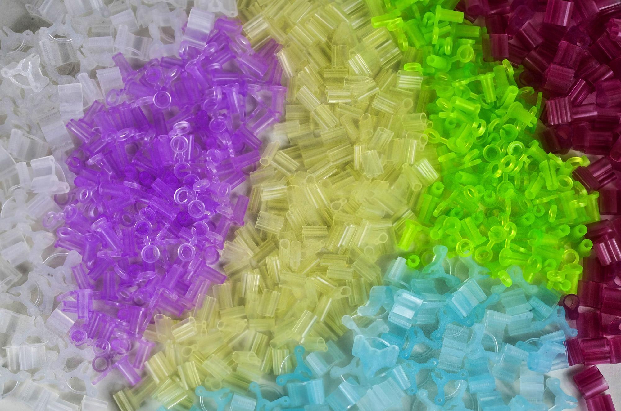 grafting technology tubi colorati